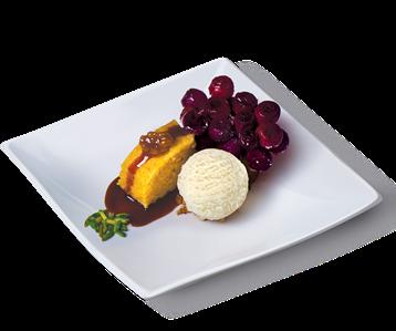 Vanilla Semolina Cake
