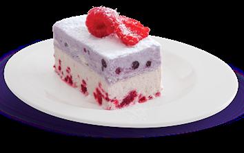 Very Berry Vanilla Cake