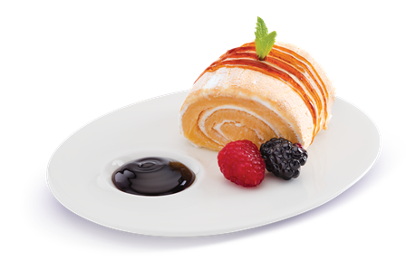 Pralines 'N Cream Cake
