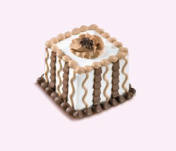 Anytime cake - SR 40  (Serves 4)