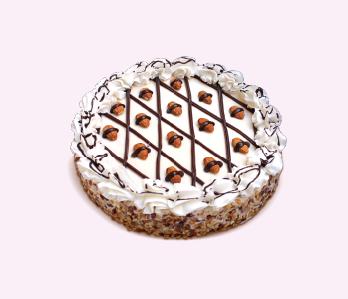 Fudgenut cake - SR 130 (Serves 16)