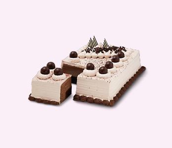 Full sheet cake - SR 195 (Serves 36)