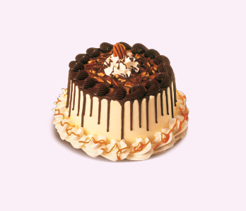 Incredible cake - SR 130 (Serves 12)
