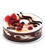 Praline Swirl Cake